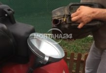 Източиха трансформатор в Видлица