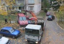 Така действат в Берковица с изоставените автомобили