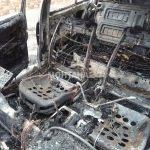 Седем коли изгоряха само за ден в Монтана