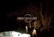 Охранител се метна с авомобила си в река Огоста