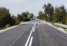 Заместник-министър провери ремонта на път ІІІ-102