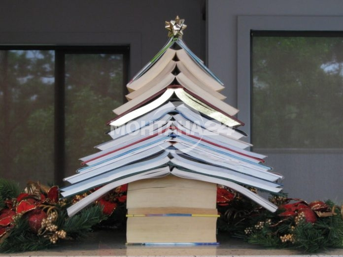 """АКЦИЯ! """"Дари книжка, зарадвай дете за Коледа"""