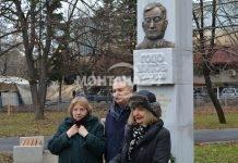 Откриха трети паметник на кмет в Монтана