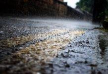 Жълт код за обилни валежи е обявен в областта
