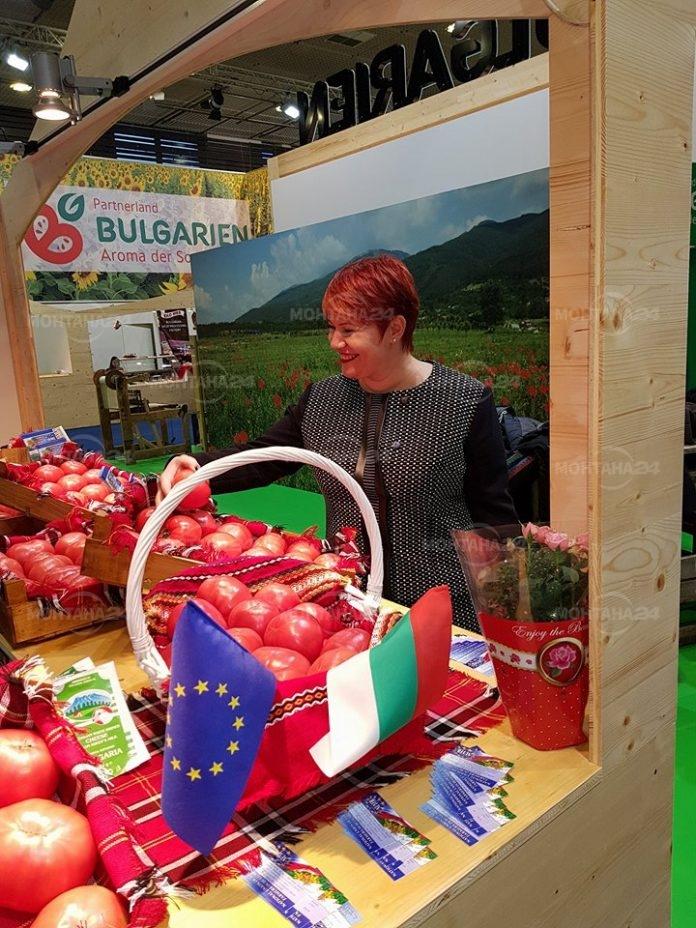 Наш депутат представи България в Берлин