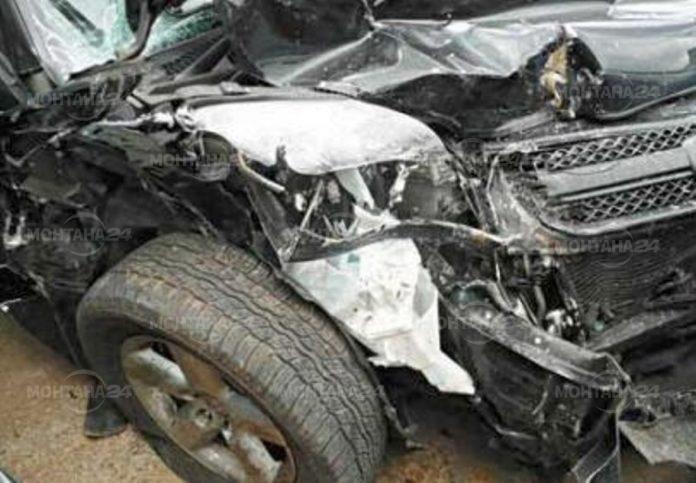 Човек загина при тежка катастрофа край Белотинци