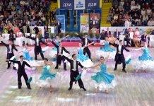 Монтата става арена на латиноамерикански и спортни танци
