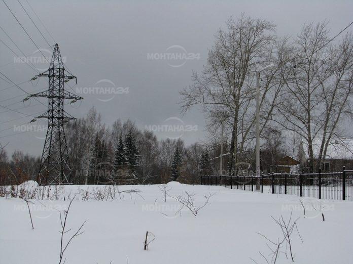 Част от населените места в община Берковица са без ток
