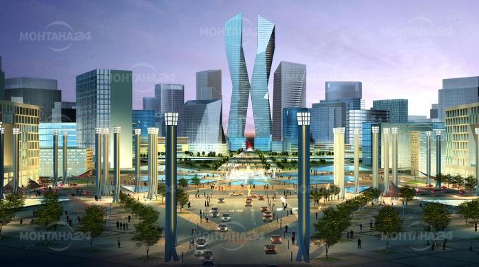 Кметът на Монтана отива в град на бъдещето