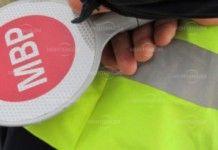 1 188 санкции на шофьори са наложени за половин месец в област Монтана