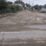 Проливен дъжд наводни Лом