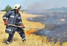 Пожарникарите спасиха къщи и няколко постройки в областта