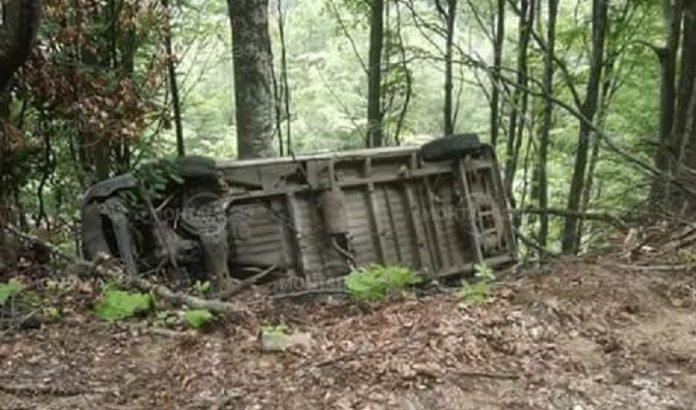 """Спират тежките камиони през прохода """"Петрохан"""""""