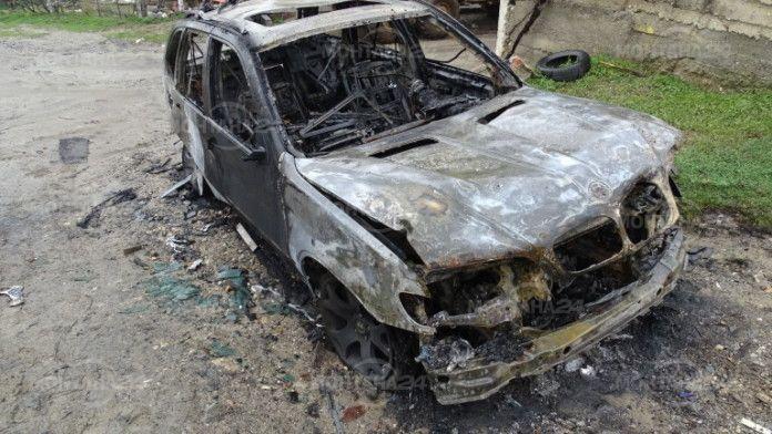 Три коли изгоряха в автосервиз в Монтана
