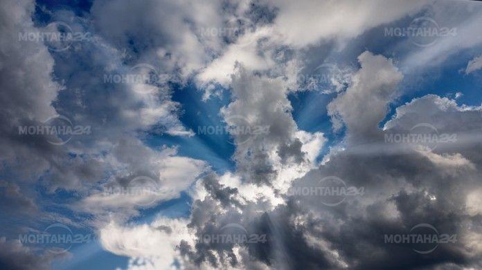 Седмицата започва с облаци и кратки превалявания