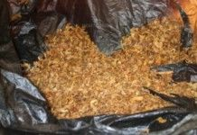 Полицаи спипаха контрабанден тютюн