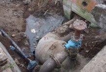 Ремонти спират водата в част от Монтана
