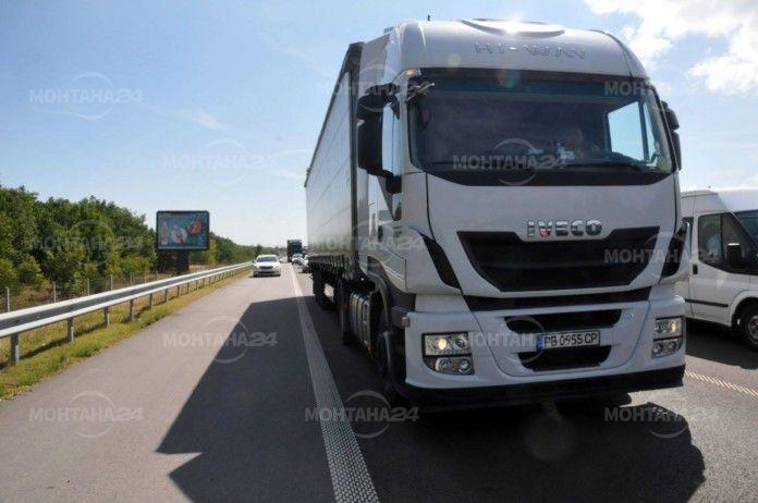 От днес трафикът от и за Враца - през обходни маршрути