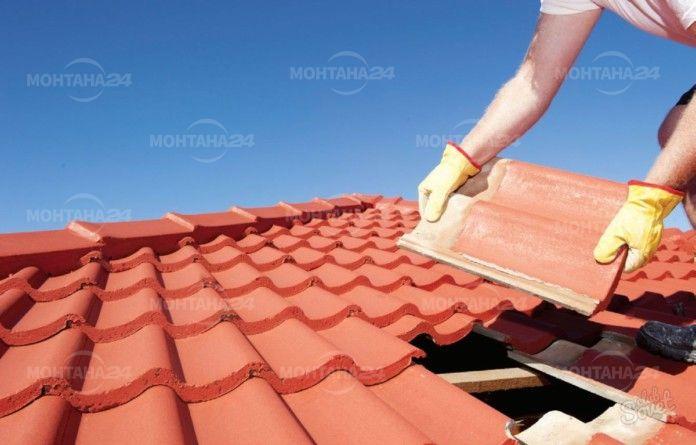 Нинджа-крадец обра постойки през покрива