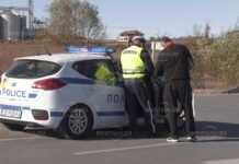Над 1000 нарушения на пътя регистрира полицията за 8 дни