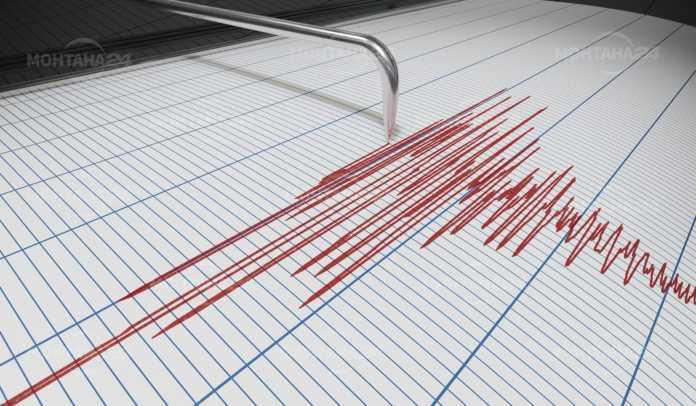 Земетресение е усетено в Монтана