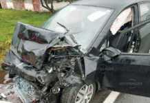 Шофьор без книжка катастрофира с кола без регистрация