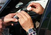 Почерпен шофьор прекара Коледа на топло в ареста