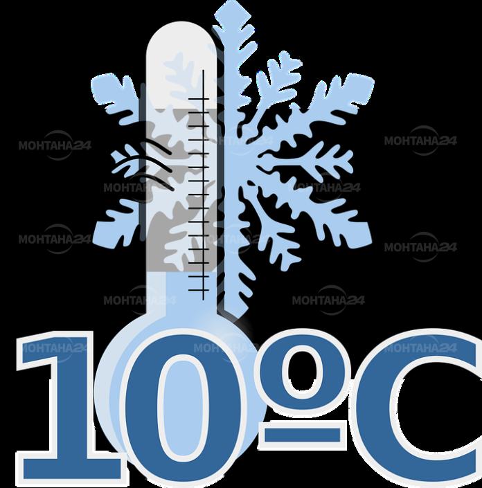 До минус 10 градуса падат температурите тази нощ