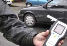 Хванаха пиян шофьор с рекордно количество алкохол