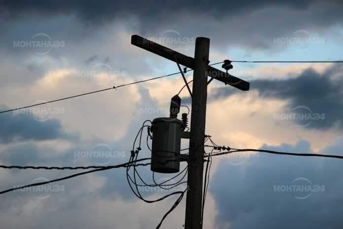 Най-много ток се краде във Монтана и Враца