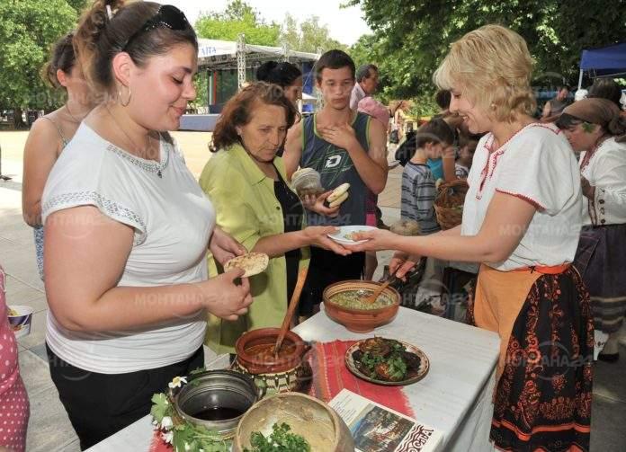 С местни ястия посрещаме гостите в събота преди Свети Дух