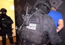 Вижте кадри от акцията вчера, повдигнаха обвинения на 10 души