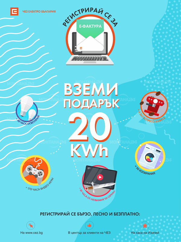 20 kWh подарък