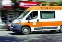 Кола блъсна дете, докато кара тротинетка