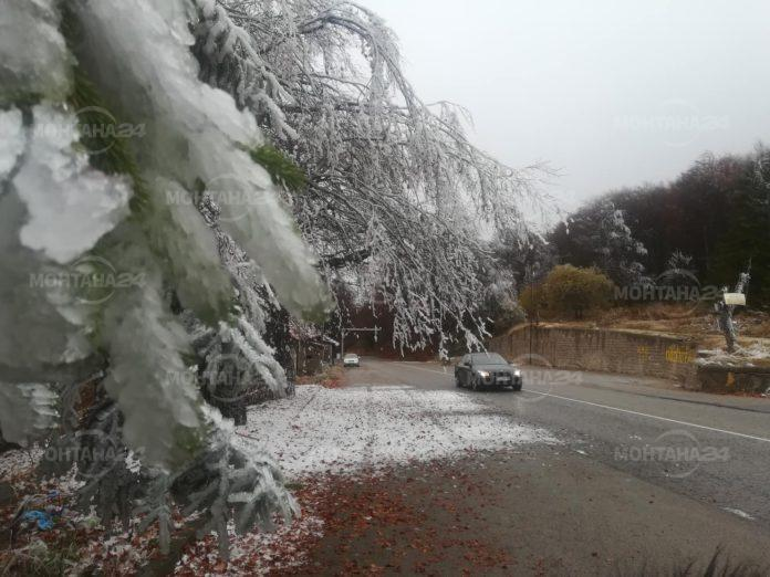 АПИ: Утре се очакват превалявания от сняг в Предбалкана и проходите