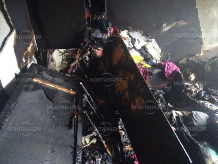 Взрив на газова бутилка подпали апартамент