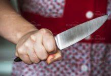 Жена намушка мъжа си с нож след семеен скандал