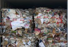 Заловиха ТИР с италиански боклуци в Монтана