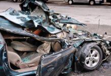 Тежка катастрофа е станала край Берковица с трима пострадали