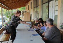 Кандидатите за народни представители от ГЕРБ-СДС се срещнаха с жителите на село Спанчевци