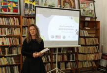 Миролюба Бенатова обучи възрастни хора на онлайн медийна грамотност