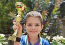 6-годишно момче от Берковица стана европейски вицешампион по шахмат