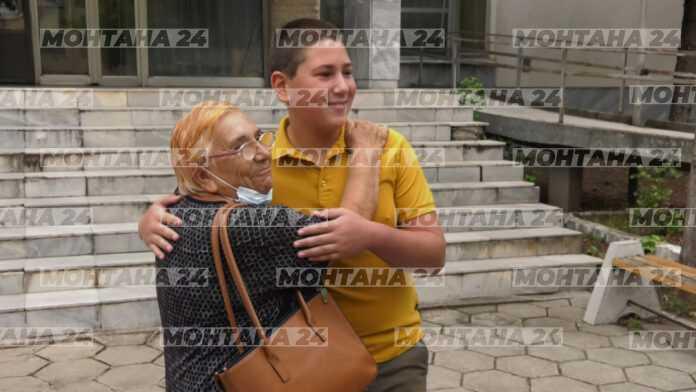 70 годишна пенсионерка благодари за върнатия й изгубен портфейл