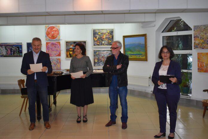 Връчиха наградите от Националната изложба биенале
